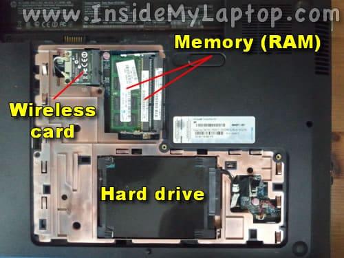 Access memory hard drive