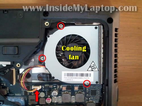 Upgrading memory and hard drive on Lenovo G570 – Inside my laptop