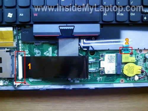 How to take apart Lenovo ThinkPad Edge – Inside my laptop