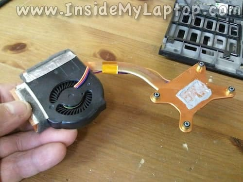 Install new cooling fan