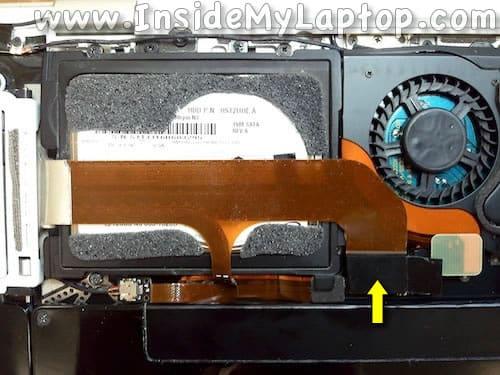 Disconnect USB Audio DVI port cable