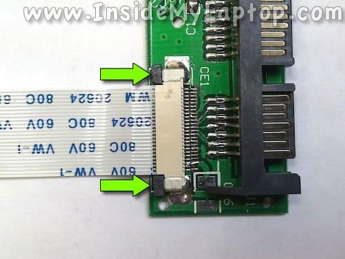 Lock connector