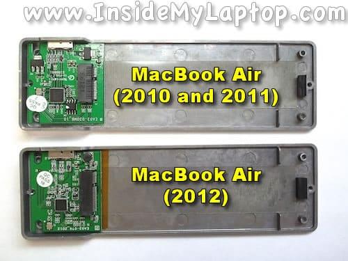 Enclosures for MacBook Air