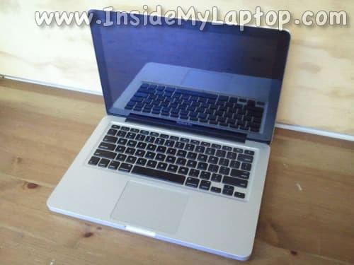 MacBook Pro 13-inch Late 2011 keyboard replacement