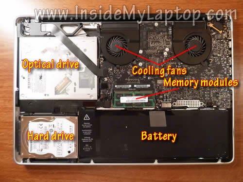 how to disassemble macbook pro 15 u2033 mid 2010 and replace the rh insidemylaptop com mac pro 2008 repair manual HD PC and Mac Repair