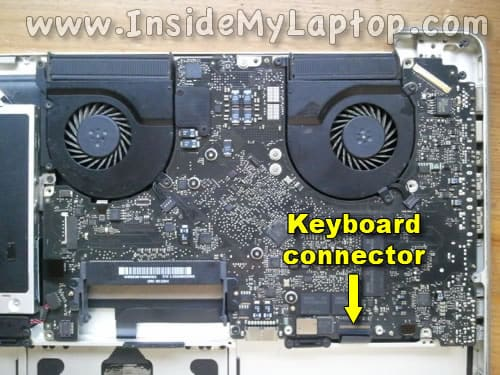 MacBook Pro 15-inch Mid 2009 motherboard