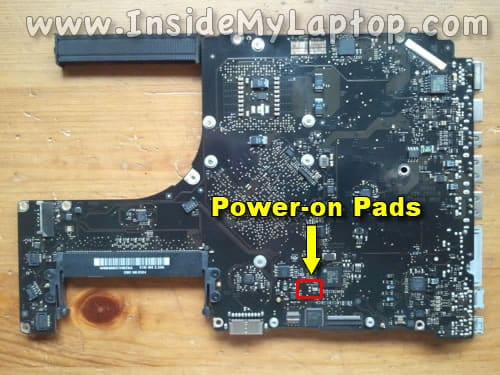 MacBook Pro 15-inch 2.53GHz Mid 2009 motherboard