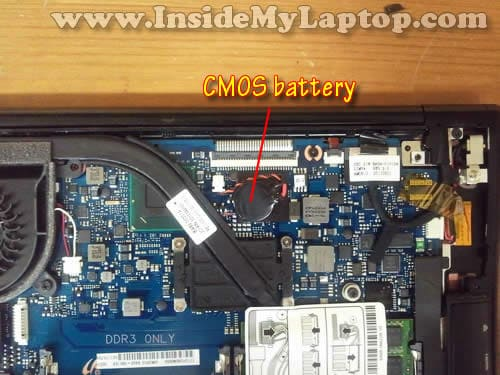 how to reset samsung laptop bios