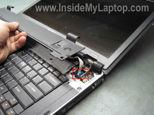 Laptop Locked up up The Locking Clip About