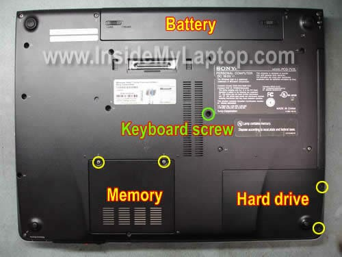 how to do factory restore in sony vaio laptop