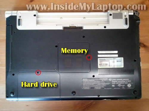 how to disassemble sony vaio vgn fw170j inside my laptop rh insidemylaptop com sony vaio vpcf1 disassembly guide sony vaio vpceh service manual