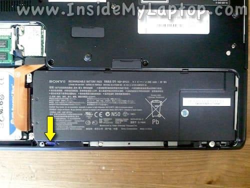 Unlock battery
