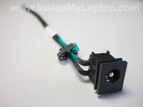 New DC-IN power jack harness