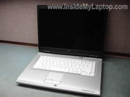 Fujitsu LifeBook V series notebook