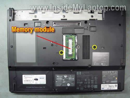 HP Compaq 8710p Notebook PC