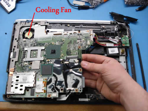 Here's how you can take apart a HP Pavilion dv2000 notebook PC. This ...