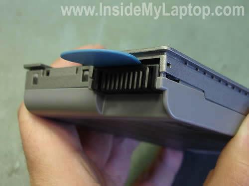 Split the battery case