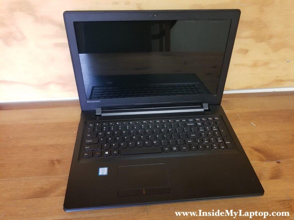 Lenovo ideapad 300-15ISK laptop