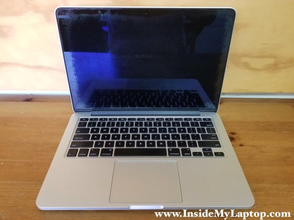 13 MacBook Pro Retina laptop