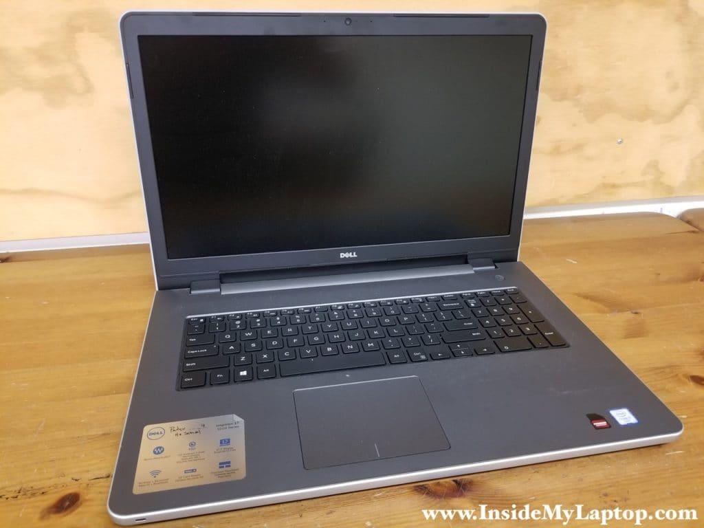 Dell Inspiron 17 5000 Series 5759/5758/5755