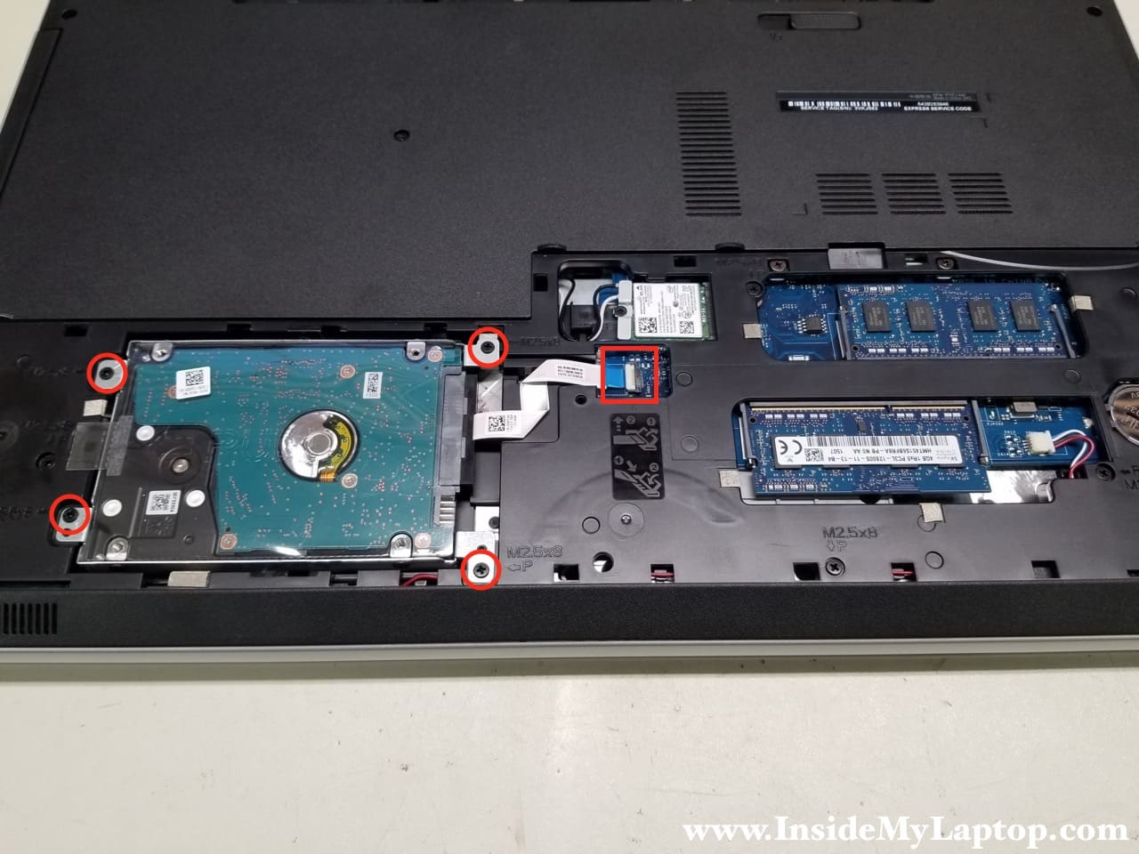 how to clean my dell inspiron laptop