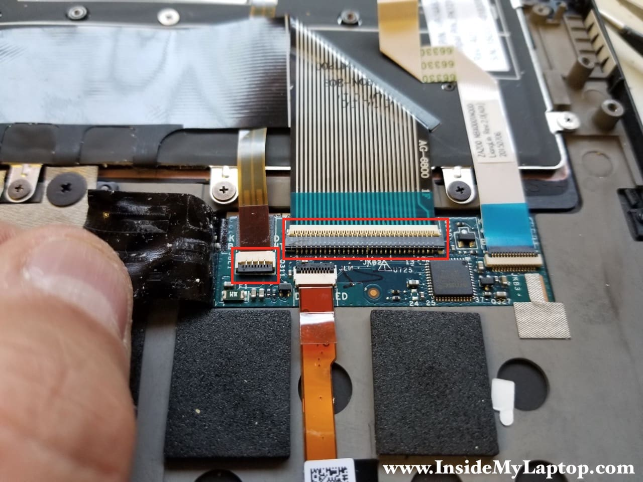 How to disassemble Dell XPS 13 9343 9350 9360 Ultrabooks