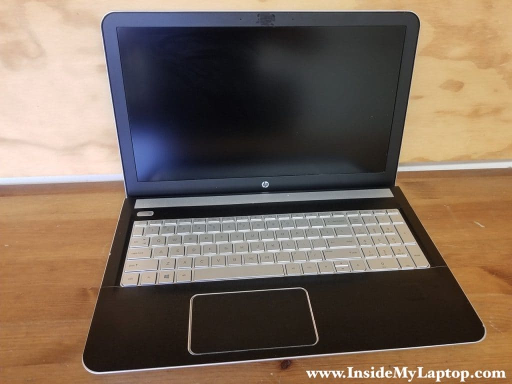 HP Envy 15T-AE100 notebook