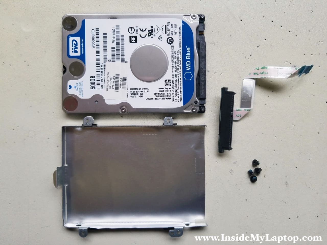 How to disassemble HP Pavilion x360 m3 – Inside my laptop