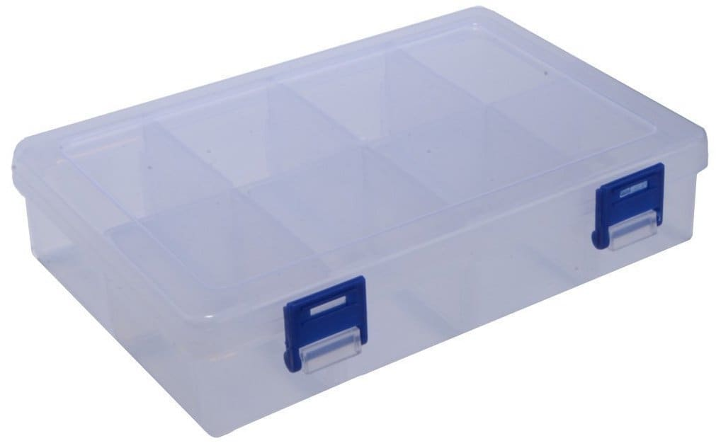 Screw container and organizer